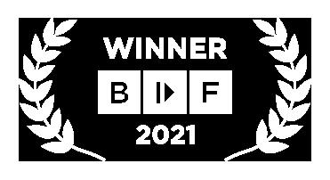 BIDF Award badge